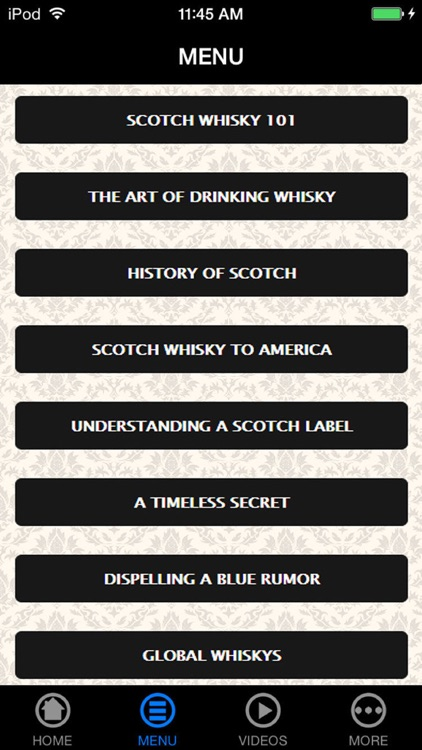 Real Men for Real Scotch Whisky - Best Guide & Tips for Beginners screenshot-4