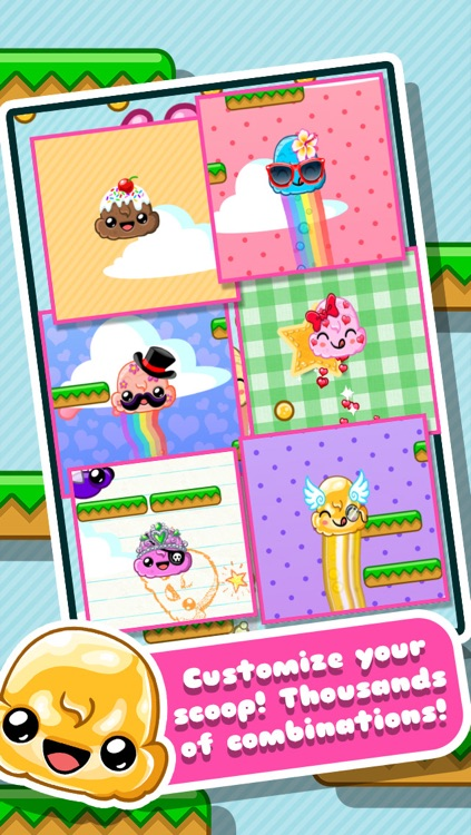 Ice Cream Jump screenshot-2