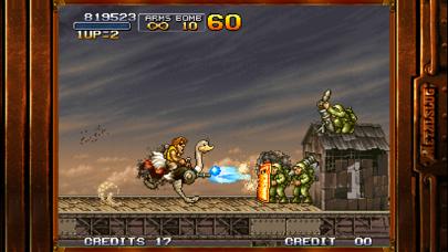 Screenshot from METAL SLUG 3