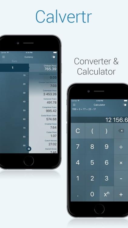 Calvertr - Pro converter