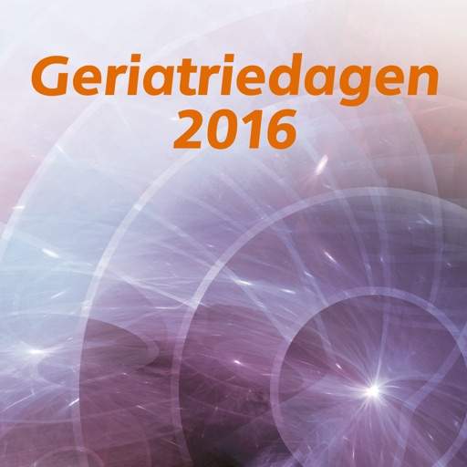 Geriatriedagen 2016