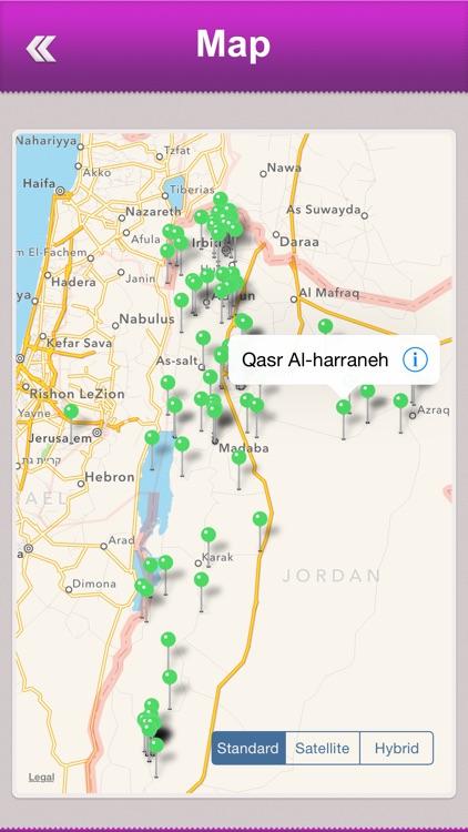 Jordan Tourism screenshot-3