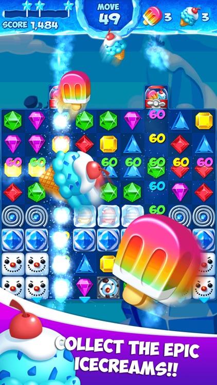 Jewel Pop Mania: Match 3 Puzzle! screenshot-4