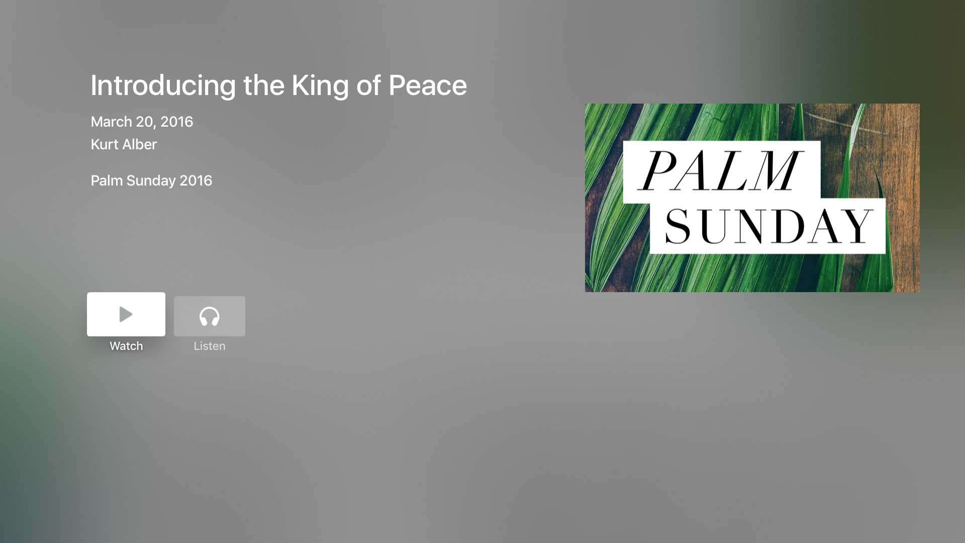 Oak Pointe Church App screenshot 9
