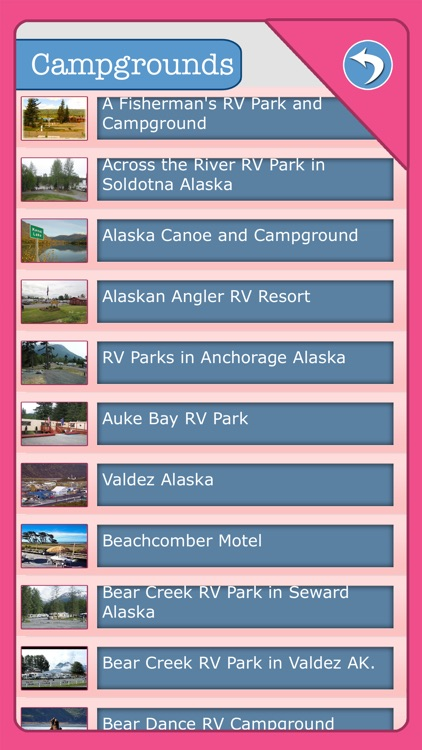 Alaska State Parks & National Parks Guide screenshot-3