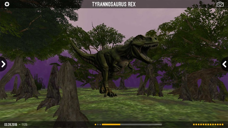 Dinosaurs Unextinct at the L.A. Zoo screenshot-3