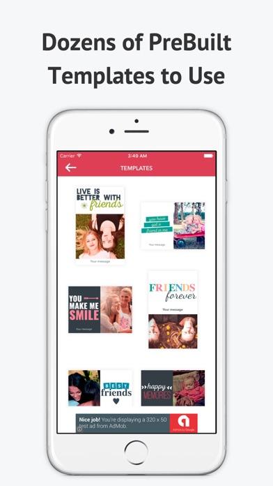 eCard Maker-Celebrate and Send Wishes Free screenshot three