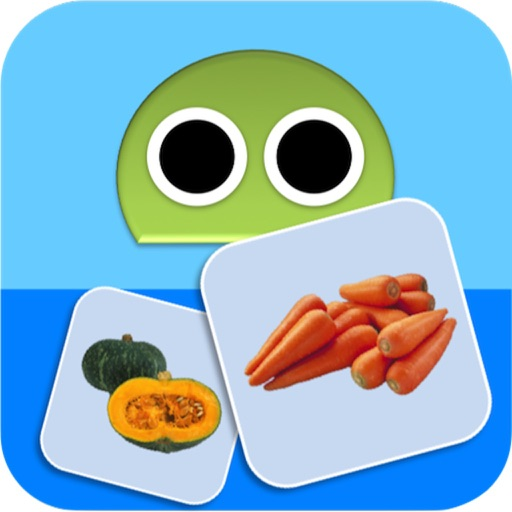Vegetables Robo FREE icon