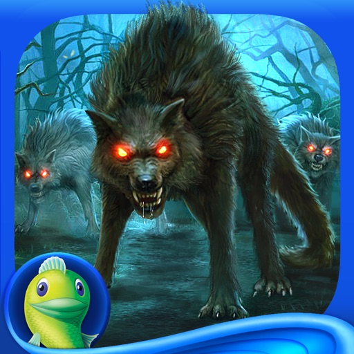 Shadow Wolf Mysteries: Tracks of Terror - A Hidden Object Adventure icon