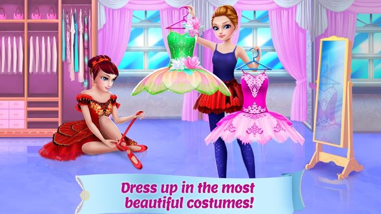 Pretty Ballerina Dancer screenshot-3