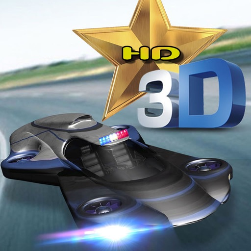 Air Car Police Chase HD icon