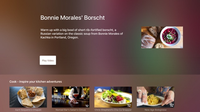 Tasting table eat cook drink recipes on the app store forumfinder Image collections
