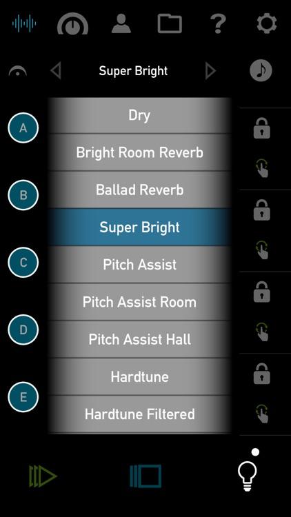 VoiceJam Studio: Live Looper & Vocal Effects Processor screenshot-3