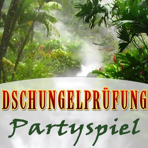 Dschungelcamp Partyspiel 2016