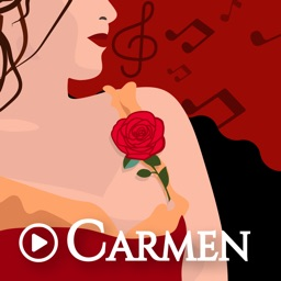 Sing Bizet – Habanera, Carmen (interactive sheet music for singer)