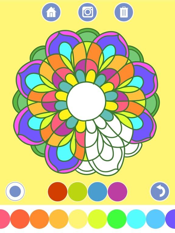 Screenshot 1 For My Coloring Book