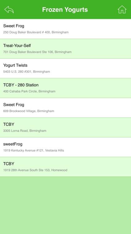 Best App for Sweet Frog Premium Frozen Yogurt screenshot-4