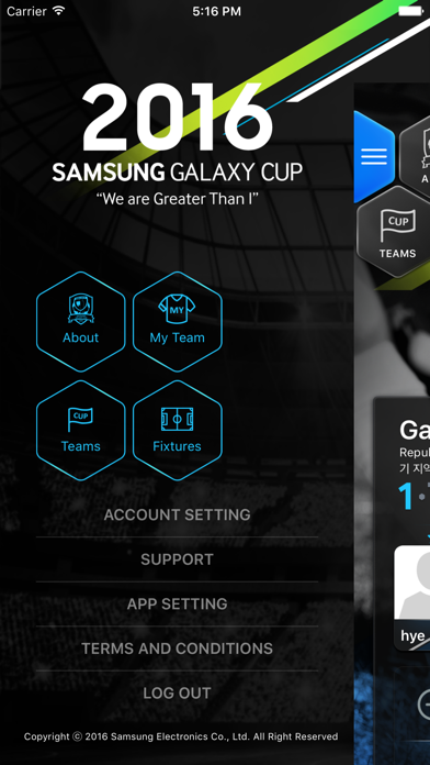 GALAXY CUP for Pc - Download free Sports app [Windows 10/8/7]