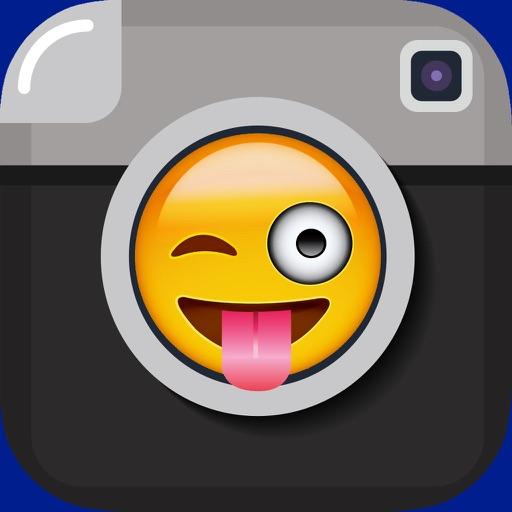 Emoji Face Yourself - Funny Photo Maker To Add Emojis