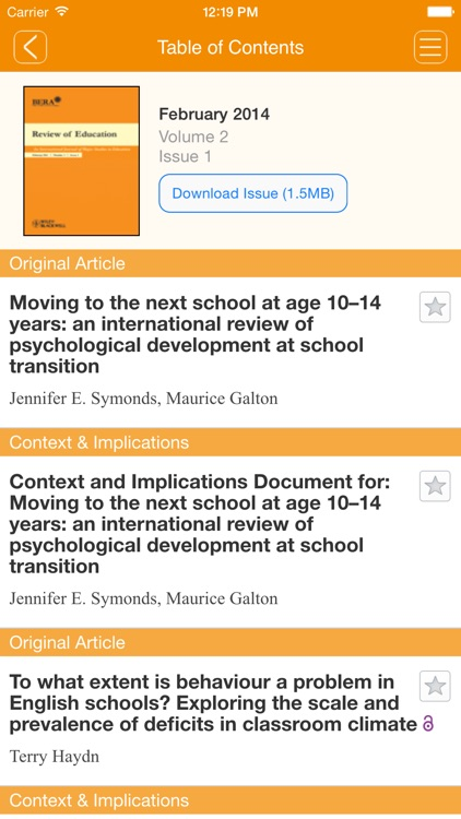 Review of Education screenshot-4