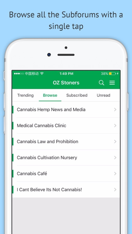 OZ Stoners Cannabis Community