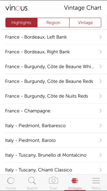 Vinous - Wine Reviews & Ratings screenshot-3