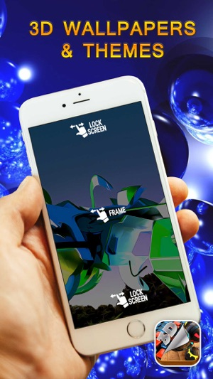 3d Wallpapers Themes Personalize Home Screen With Abstract