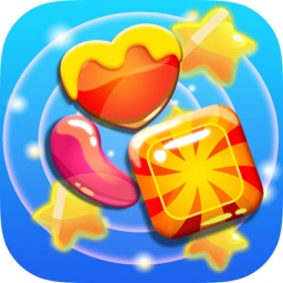 Candy Mania Heroes: Candy Match-3 Game