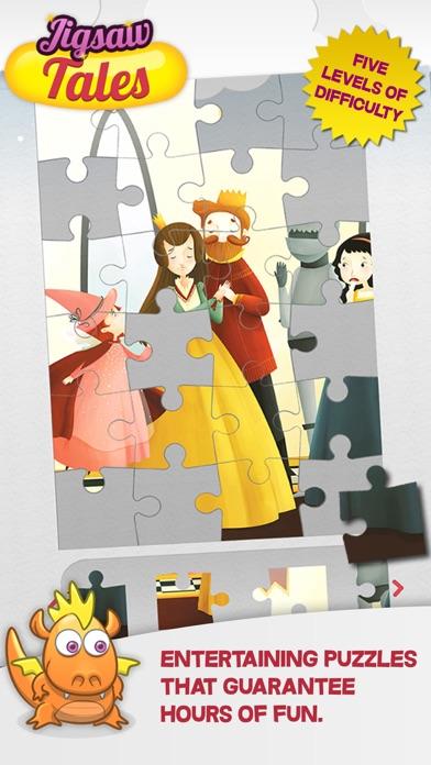 """点击获取Jigsaw Tale """"Pinocchio"""" - Games for kids"""