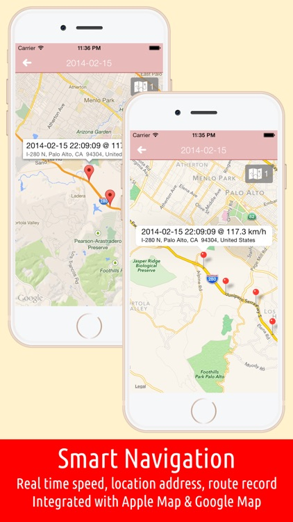 GPS Tracker 365 Manager - Locator for Kids, People & Vehicle. Real Time Tracking screenshot-2