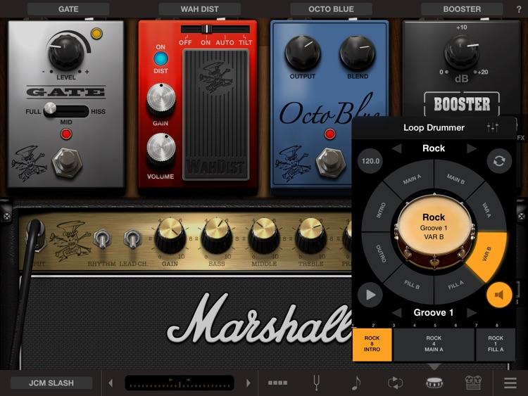 AmpliTube Slash for iPad screenshot-3