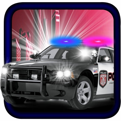 Police Car Simulator - Best Smash Cops Race in The City