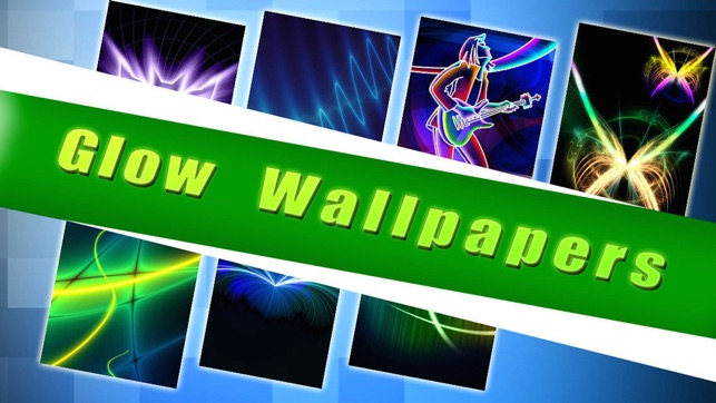 ‎Glow Wallpapers √ Pro Screenshot