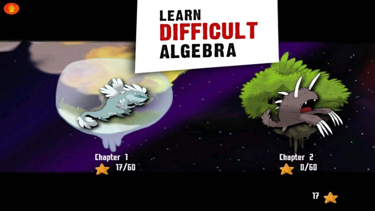 DragonBox Algebra 5+ screenshot-3