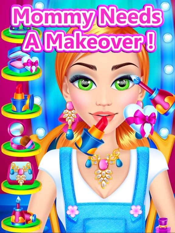 Mommys Beauty Salon - Makeup, Dressup & Kids Games - Revenue & Download estimates - App Store - US