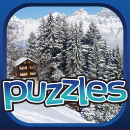 Winter Wonderland Puzzle Premium