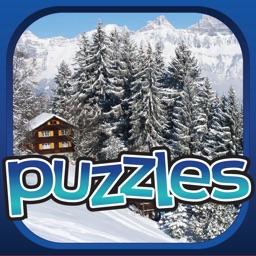 Winter Wonderland Puzzle Premium