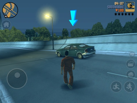Screenshot #3 for Grand Theft Auto III