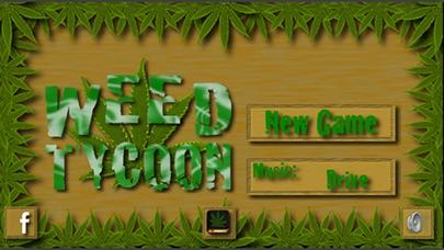 Weed Tycoon -- in Deutsch --Screenshot von 1