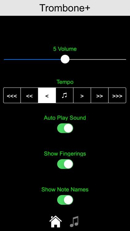 Trombone+ screenshot-4