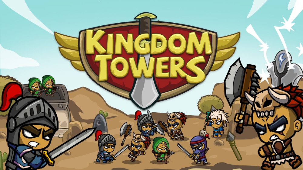 Kingdom Towers | Royal Castle Defense From the Barbarian Rush Cheat Codes