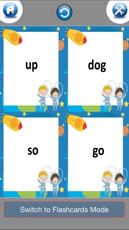 Sight Words Flash Cards - Play with flash cards screenshot-3
