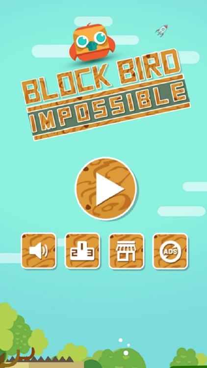 Blocky Bird Impossible