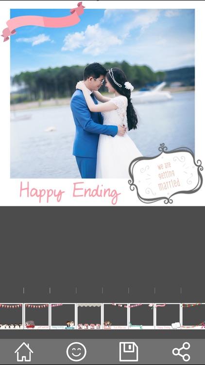 Wedding Photo Frame Free screenshot-4