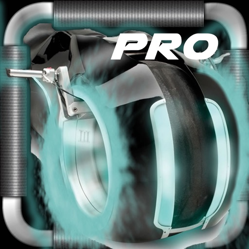 A Moto Drone Racing Pro - Extreme Bike Neon Wheels