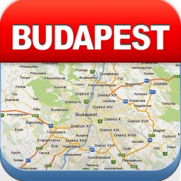 Budapest Offline Map - City Metro Airport