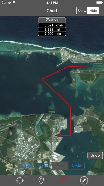 Guam & Northern Marina Islands  - Raster Nautical Charts