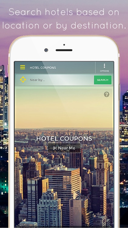 HotelCoupons.com - Best Last Minute Hotel Deals Travel App screenshot-0