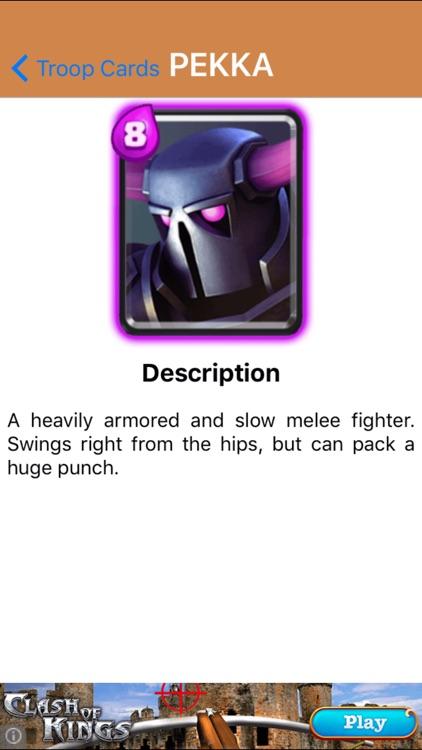Companion Guide For Clash Royale