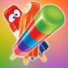 Devorah Hoffman - Ice Pops & Popsicles Pro - Make & Decorate Yummy Frozen Treats artwork